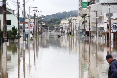 SC tem mais de 29 mil pessoas afetadas pelas chuvas