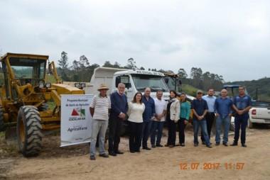 Cocal do Sul lança programa de Apoio ao Agricultor