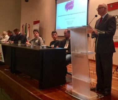 EJESC participa de Encontro Estadual de Vereadores Mirins