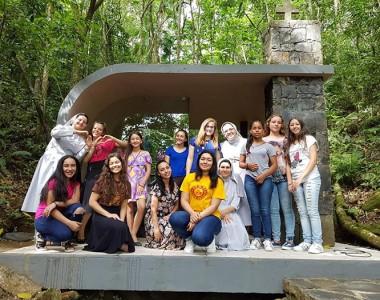 Irmãs Beneditinas convidam meninas para Encontro Vocacional