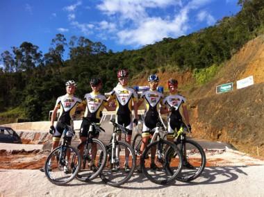 Ciclismo de Içara competirá no Brasileiro de Mountain Bike