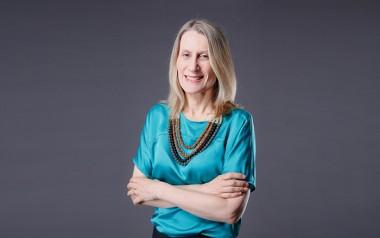 Estela Benetti no pré-lançamento da Semana de Ciência e Tecnologia