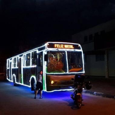 Expresso Natalino chega em Criciúma