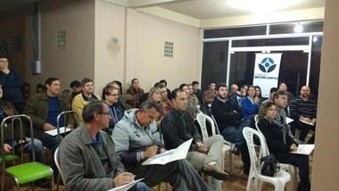 Grande Centro se reúne na Carta dos Içarenses