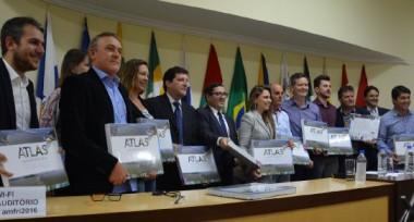 Fatma lança Atlas Ambiental do Rio Itajaí-Açu