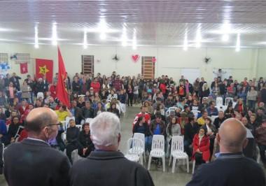 Convenção confirma chapa Décio e Naelti em Balneário Rincão