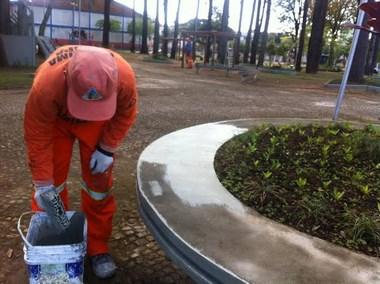 Restauração da Praça da Chaminé é entregue neste sábado