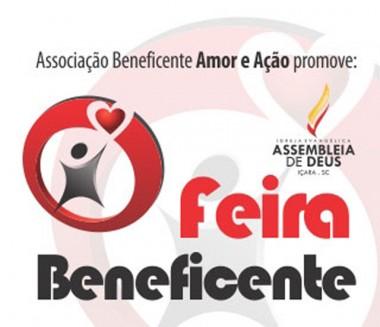 Amor e Ação promoverá feira beneficente a partir de segunda
