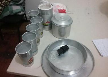 PM de Balneário Arroio apreende adolescente por furto em residência