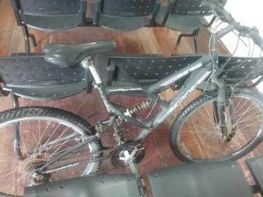 Polícia Militar de Araranguá prende homem por furto de bicicleta