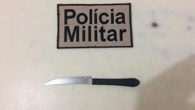 Polícia Militar de Araranguá prende homem por roubo