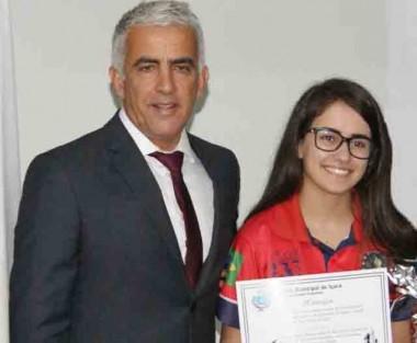 Legislativo aprova moção parabenizando a atleta Kathie Librelato