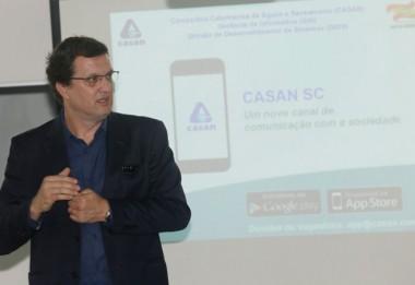 Casan lança aplicativo para facilitar a vida dos usuários