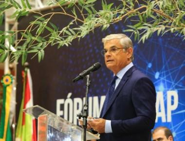 Moreira anuncia criação de laboratório de Tecnologia e Inovação