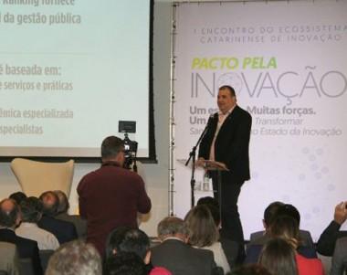 Entidades públicas e privadas lançam o Pacto pela Inovação em SC