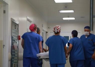 Novo centro cirúrgico do Cepon começa a semana com sete cirurgias