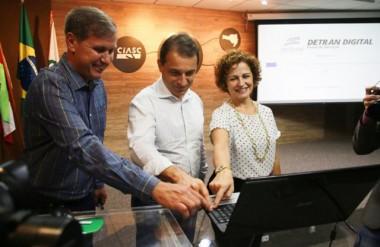Governo lança Detran Digital e disponibiliza serviços de forma online