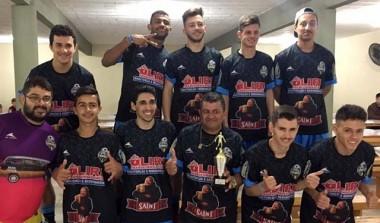 Fominhas vence o Torneio de Futsal Amigos do Bairro Cristo Rei