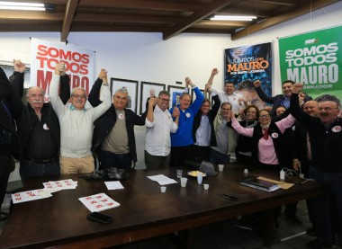 Mauro Mariani soma nove partidos no projeto ao Governo do Estado