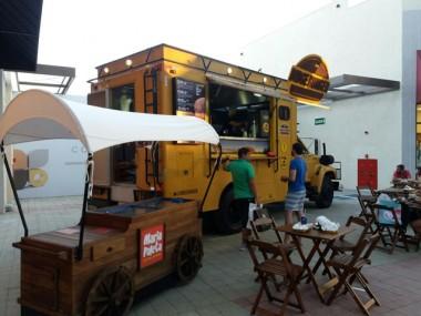 Didge Burger é uma das opções gastronômicas do novo Porto Belo Outlet Premium