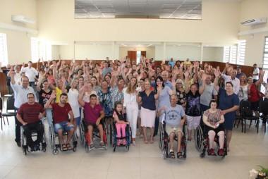 Fundação Nova Vida realiza doações em Criciúma e Braço do Norte