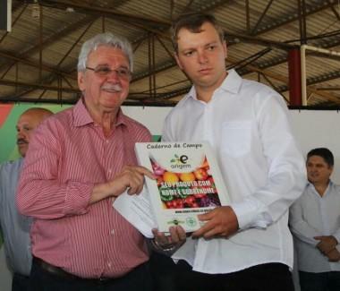 Secretaria da Agricultura lança identificação de origem