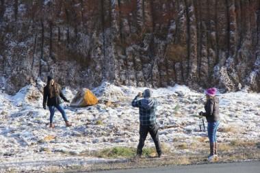 Santa Catarina registra a madrugada mais fria do ano