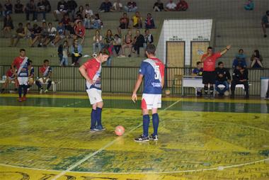 Campeonato de Futsal de Jacinto Machado com grandes disputas