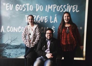 ILAB da Unisul apoia iniciativa de empreendedoras mirins