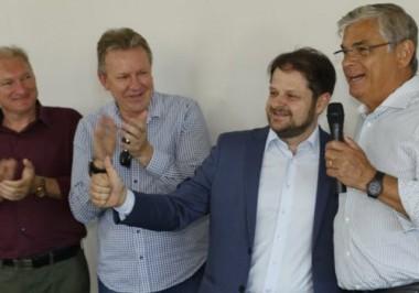 Adenilso Biasus é o novo secretário de Desenvolvimento Econômico