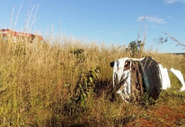 Jovem moradora de Orleans morre após colisão em Goiás