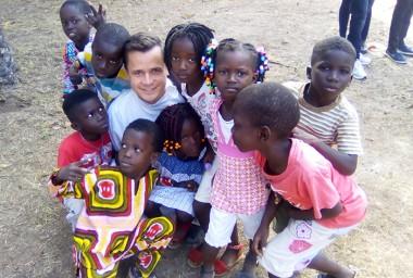 Seminarista da Diocese de Criciúma relata missão na África