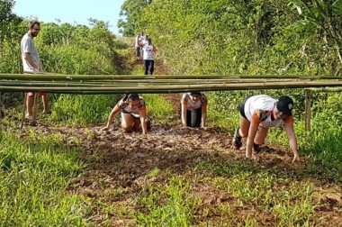 Içara Runners encerra a temporada com desafio interno