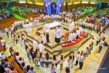 Santuário de Caravaggio celebra festa em honra a Madonna Bambina