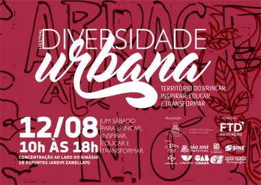 Marista São José promove festival sobre diversidade urbana