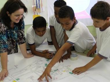 Projeto Territoriar lança livro e documentário em escolas públicas