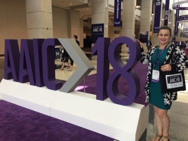 Trabalho da Unesc é apresentado em Conferência de Alzheimer