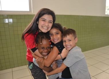 Programa de Intercâmbio traz adolescentes ao Bairro da Juventude