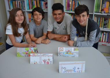 Cartões de Natal do Bairro da Juventude estão à venda