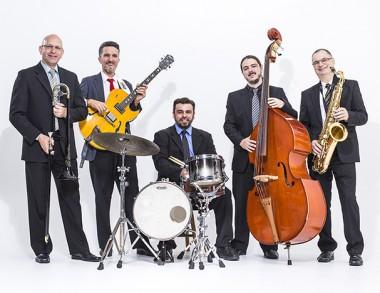 Quinteto Mazzaropi faz show do novo álbum no dia 12 de abril