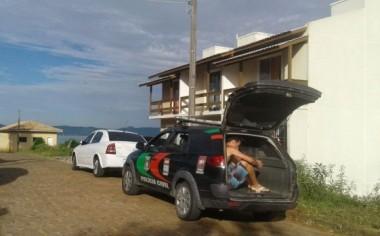 Polícia Civil de Imbituba prende traficante de drogas sintéticas