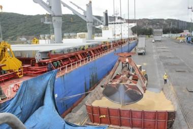 Santa Catarina inicia exportação de arroz em casca
