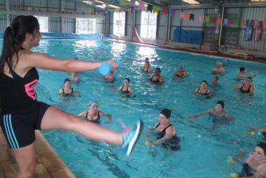 Atividades físicas na Unesc para pessoas com deficiência
