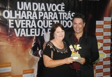 Iracema Tibincoski comenta sobre o Destaque Içarense 2017