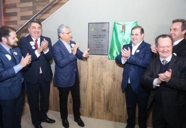 Moreira inaugura o segundo Centro de Inovação no Estado