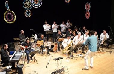 Joinville Jazz Big Band inicia 2017 com projetos