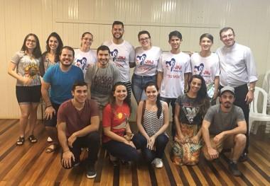 Jovens se mobilizam para participar da Jornada Mundial da Juventude