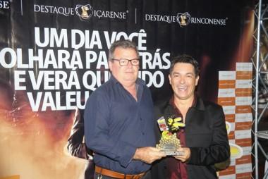 Assessor de bancada Chico comenta sobre Destaque Içarense 2017