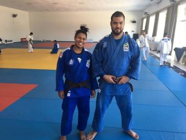 Judocas da Unisul são convocados para treino da seleção brasileira