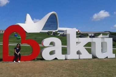 Kathiê alcança 56% de aproveitamento na Olimpíada em Baku